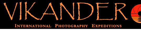 Vikander International Photography Expeditions